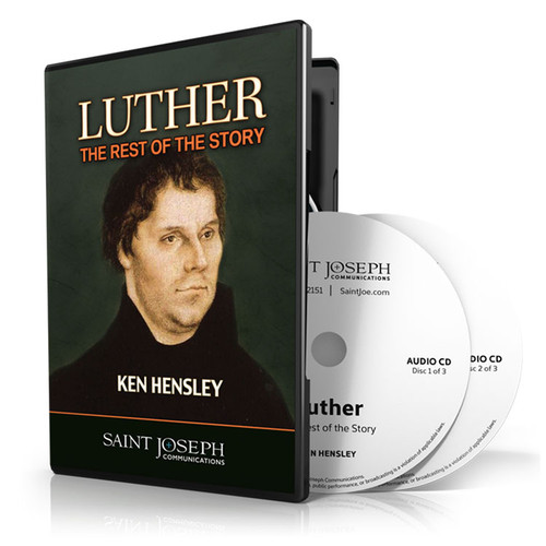 Luther: The Rest Of The Story