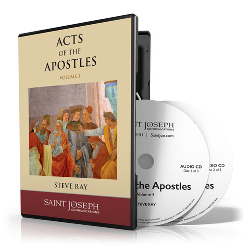 Acts of the Apostles - Volume 3