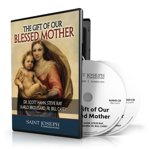 The Gift of Our Blessed Mother