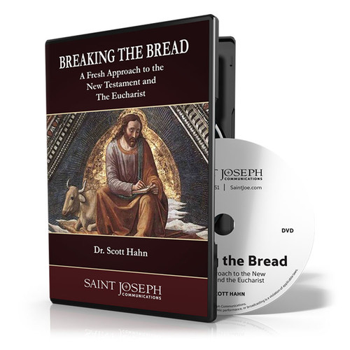 Breaking the Bread: A Fresh Approach to the New Testament and The Eucharist (DVD)