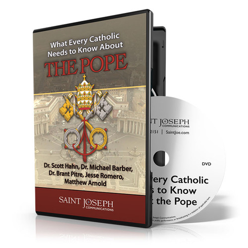 What Every Catholic Needs To Know About The Pope (DVD)