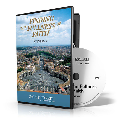 Finding The Fullness Of Faith (Single Talk)