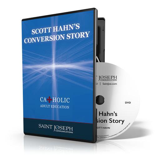 Scott Hahn's Conversion Story (DVD)
