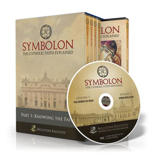 Symbolon Part 1 - DVD Set