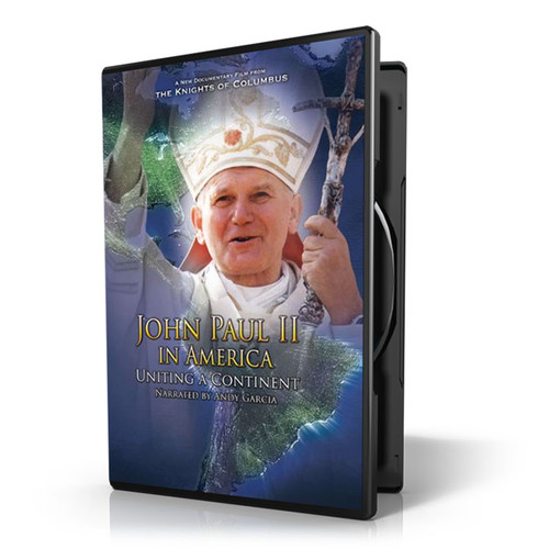 John Paul II in America Uniting a Continent