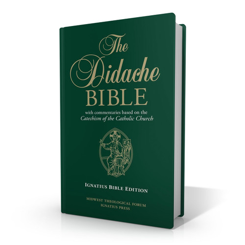 Catholic Bible || Hardcover - The Didache Bible