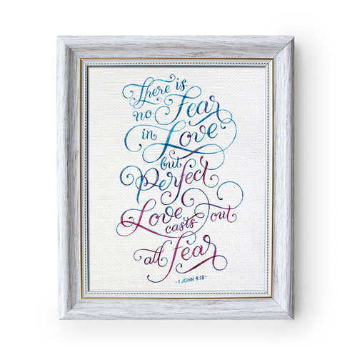 Perfect Love - Canvas Print
