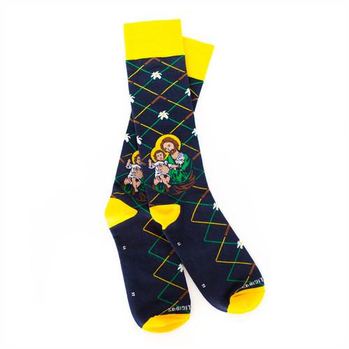 St. Joseph Socks - Sock Religious