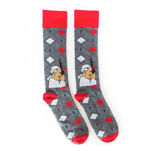 St. John Paul II Socks - Sock Religious