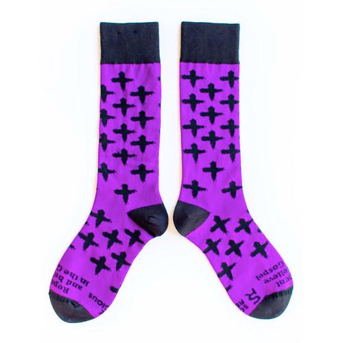 Lent Season Socks - Sock Religious