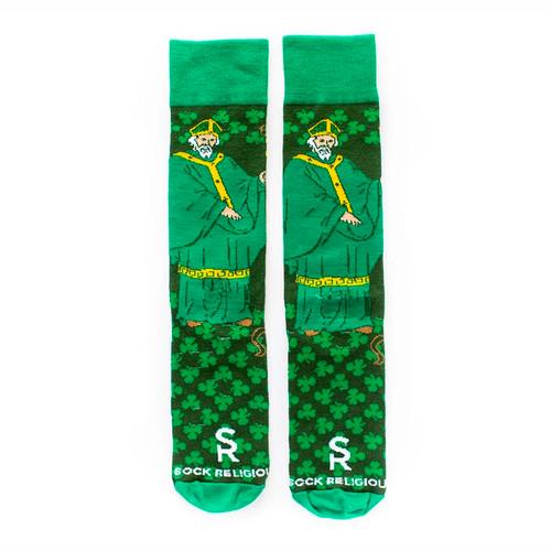 St. Patrick Socks - Sock Religious