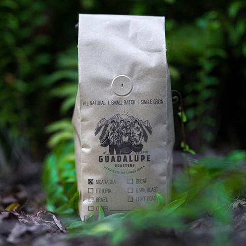 Guadalupe Roastery | Nicaraguan Blend | Dark Roast | Ground