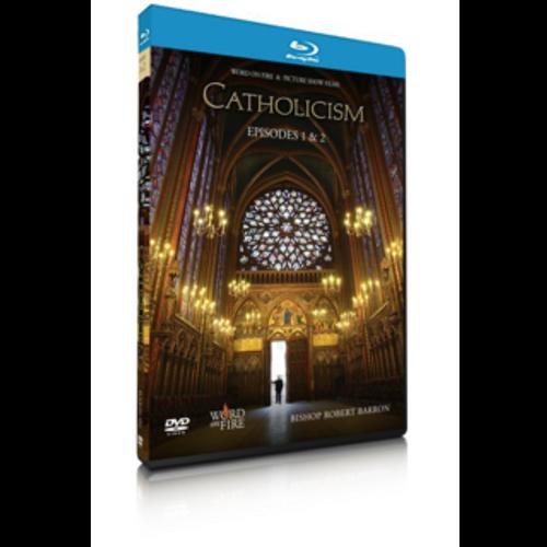 Catholicism Episodes 1&2 Blu-Ray: Amazed and Afraid and Happy are We