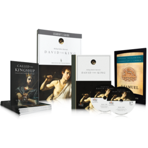 David the King - Leader's Kit Blu-Ray