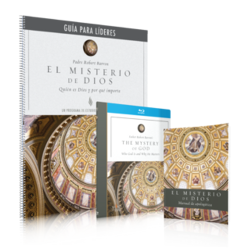 The Mystery of God Spanish Blu-ray Leader Kit