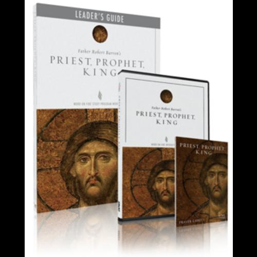 Priest, Prophet, King DVD Leader's Kit