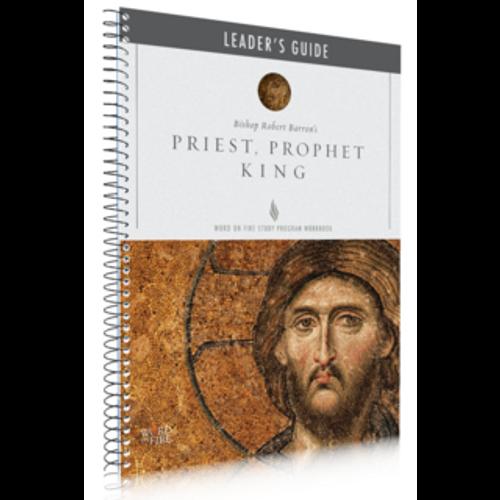 Priest, Prophet, King Leader Guide