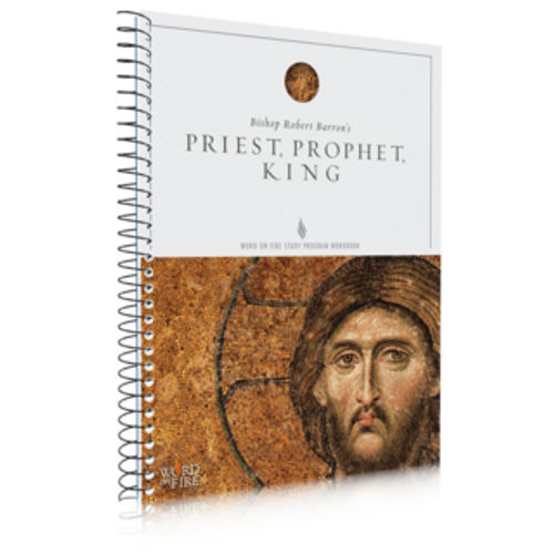 Priest, Prophet, King Study Guide