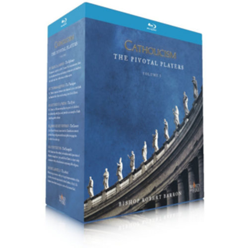 Catholicism: The Pivotal Players Blu-Ray