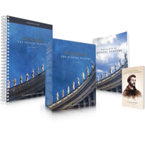 Catholicism: The Pivotal Players DVD Leader's Kit