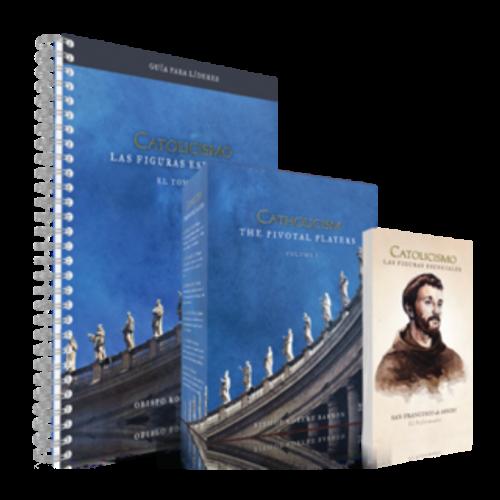 Catolicismo: Las Figuras Esenciales Spanish Leader's Kit