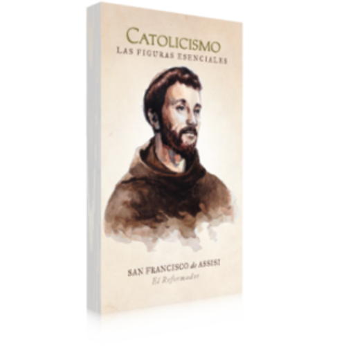 Catholicismo: Las Figuras Esenciales Paquete de Estampitas Spanish Prayer Card Pack