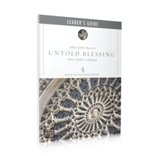 Untold Blessing: Three Paths to Holiness Leader Guide