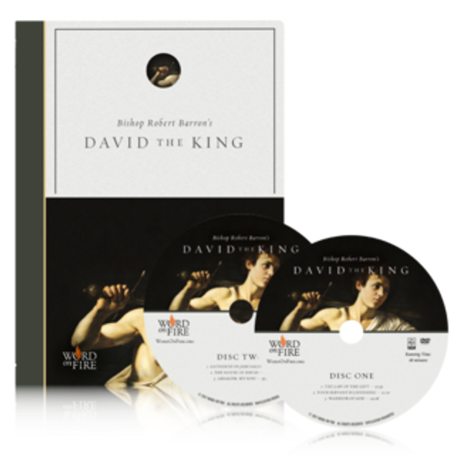 David the King - DVD (International)