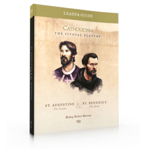 St. Augustine & St. Benedict - Pivotal Players - Leader Guide