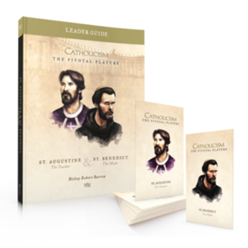 St. Augustine & St. Benedict - Pivotal Players Leader Kit with NO DVD