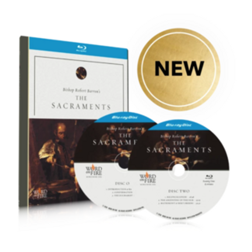 The Sacraments Blu-ray Set