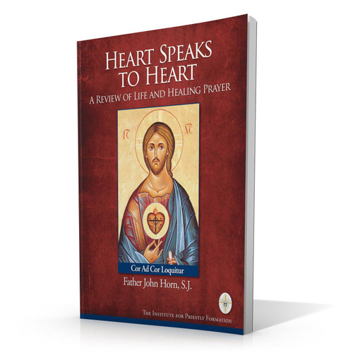 Heart Speaks to Heart: A Review of Life and Healing Prayer - The Inner Heart of My Faith Journal Second Edition (Digital)