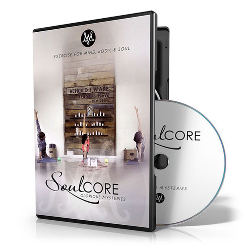 SoulCore - Glorious Mysteries DVD