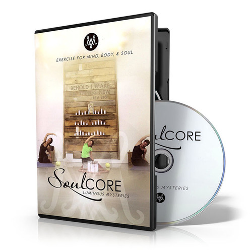 SoulCore - Luminious Mysteries DVD