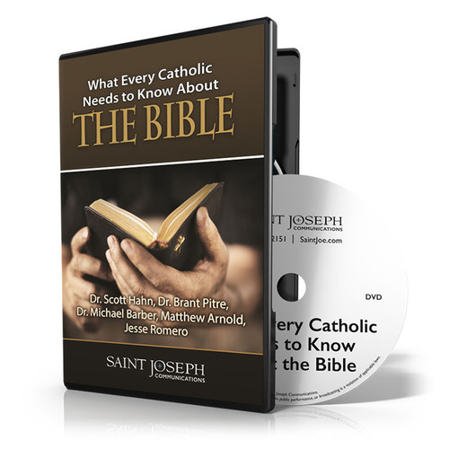 What Every Catholic Needs To Know About the Bible DVD