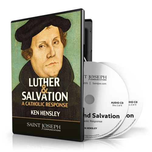 Luther and Salvation: A Catholic Response (Digital)
