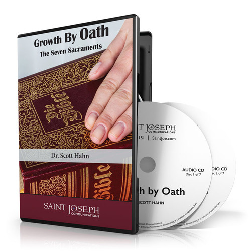 Growth By Oath: The Seven Sacraments (Digital)