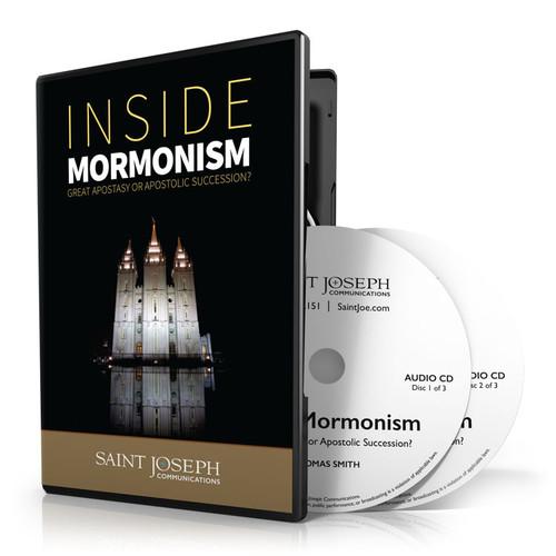 Inside Mormonism: Great Apostasy Or Apostolic Succession (Digital)