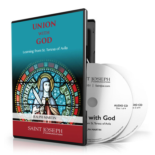 Union With God: Learning From St. Teresa of Avila (Digital)
