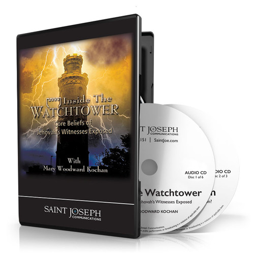 Inside the Watchtower: Core Beliefs of the Jehovah's Witnesses Exposed (Digital)
