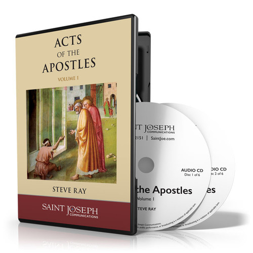 Acts of the Apostles - Volume 1 (Digital)
