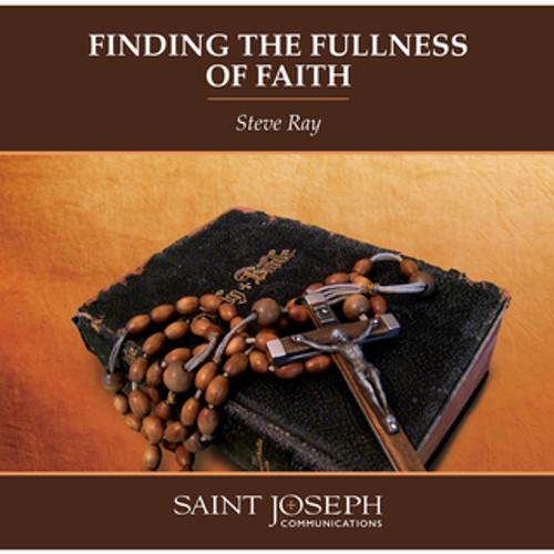 Finding The Fullness Of Faith (Single Talk) (Digital)