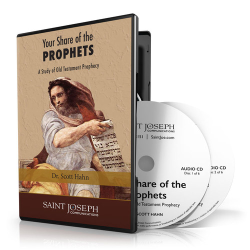 Your Share Of The Prophets: A Study of Old Testament Prophecy (Digital)