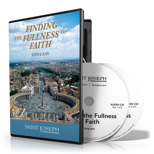 Finding The Fullness Of Faith (3 Talk Set) (Digital)