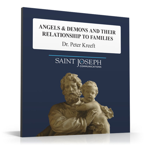 Angels & Demons And Their Relationship To Families (Digital)