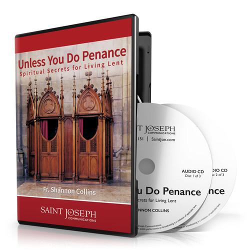 Unless You Do Penance: Spiritual Secrets For Living Lent (Digital)