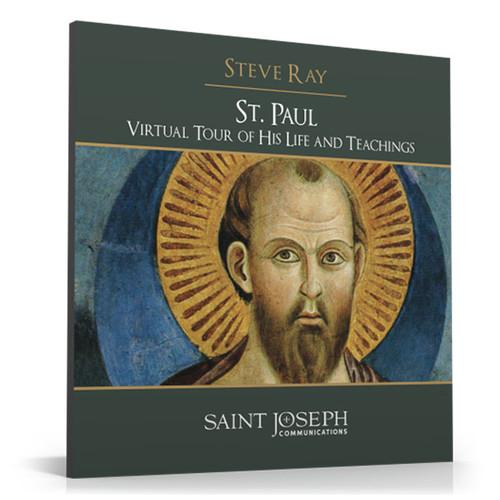 St. Paul: Virtual Tour of His Life & Teachings (Digital)