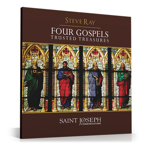 Four Gospels: Trusted Treasures (Digital)