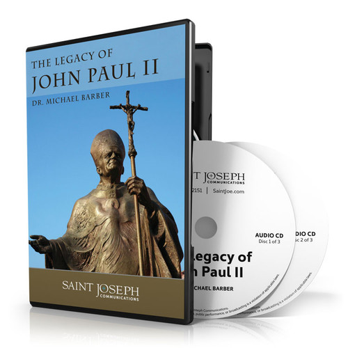 The Legacy of John Paul II (Digital)