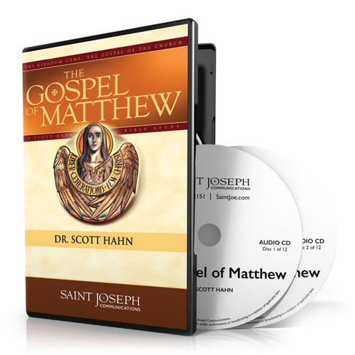 The Gospel of Matthew - Scott Hahn (Digital)